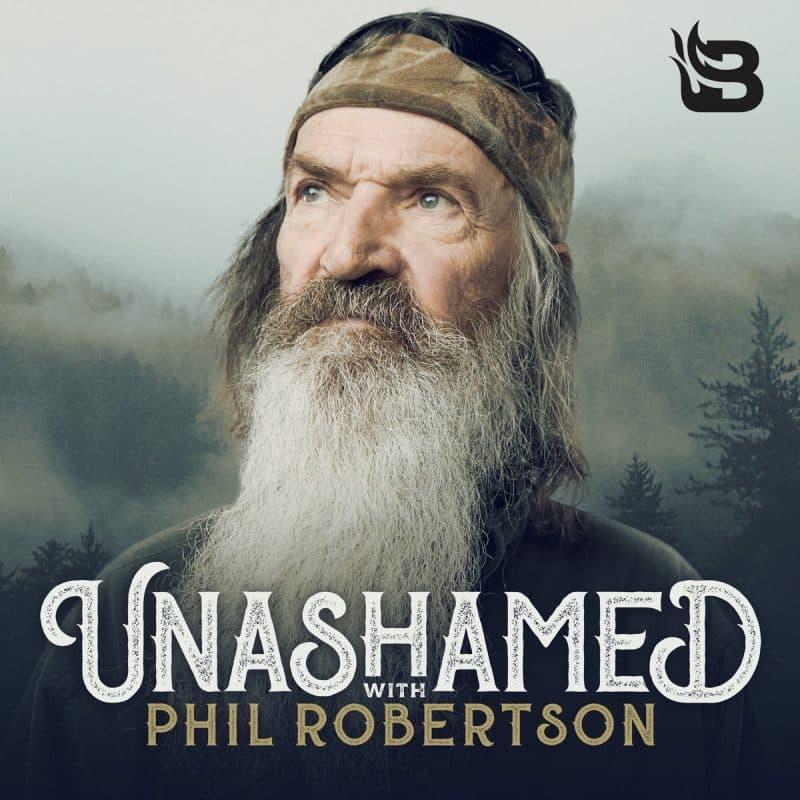 phil robertson podcast