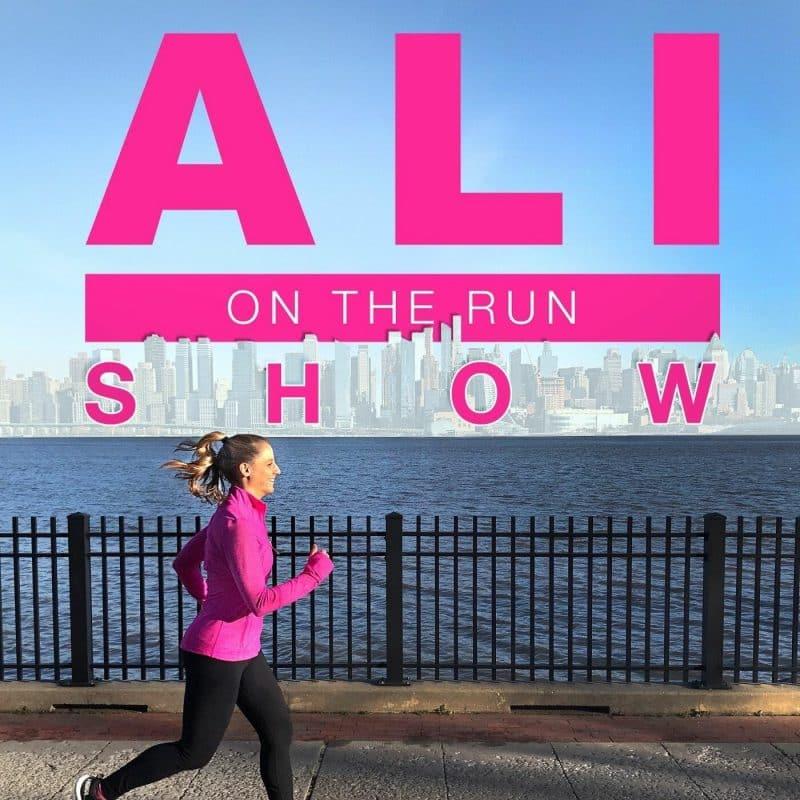 ali on the run podcast