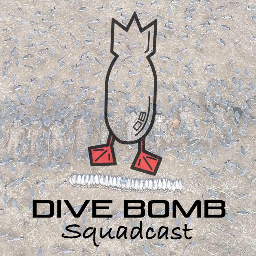 Dive Bomb Squadcast Podcast