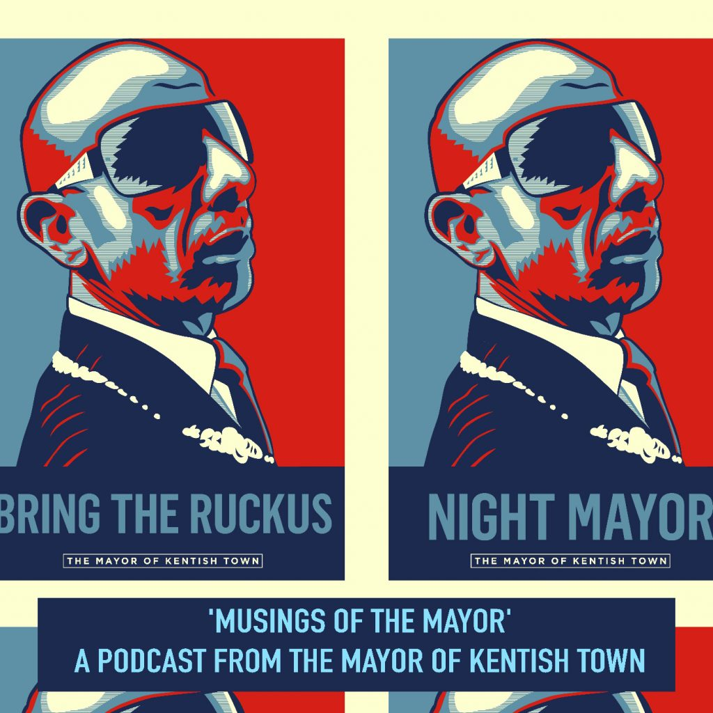 The Mayor Podcast