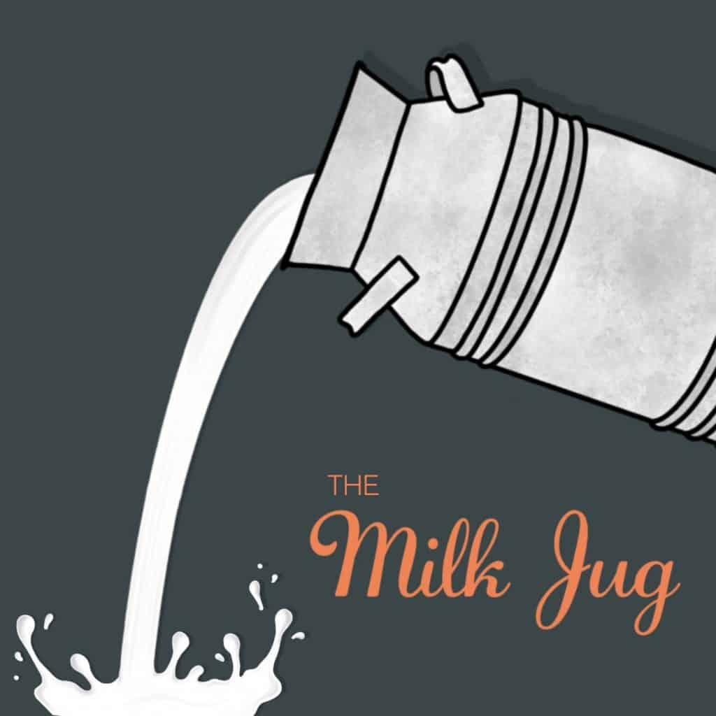 milk jug podcast