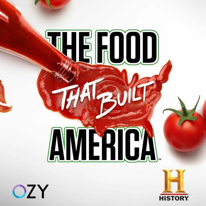 the food that built america podcast